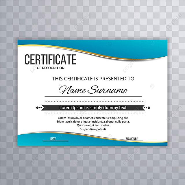 Abstracto, certificado, plantilla, graduacion, diploma, premio ...
