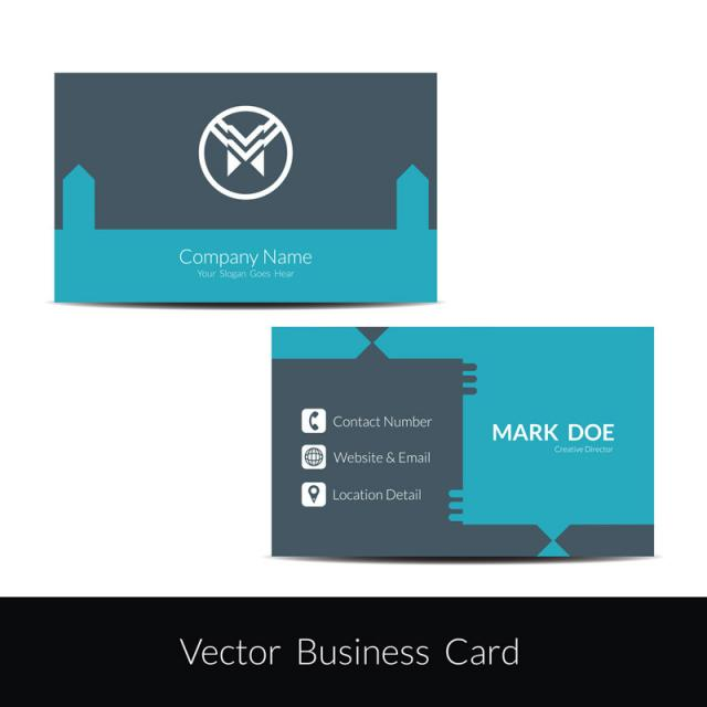 Abstract modern business card design template for free download on abstract modern business card design template cheaphphosting Choice Image