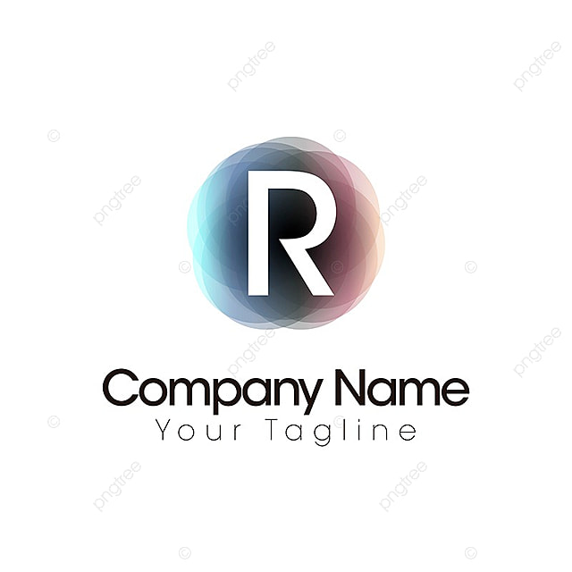 r letter logo template template for free download on pngtree