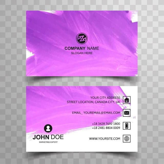 Modern business card background modelo para download gratuito no pngtree modern business card background modelo reheart Images