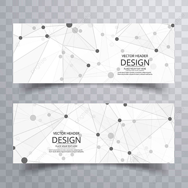 modern blue polygon banners template for free download on pngtree