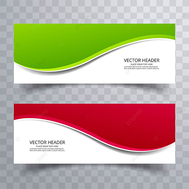 Abstract Web Design Background Ou Banner Header Templates