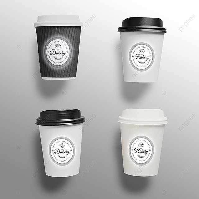 coffee cup labeling psd mock up template for free download on pngtree
