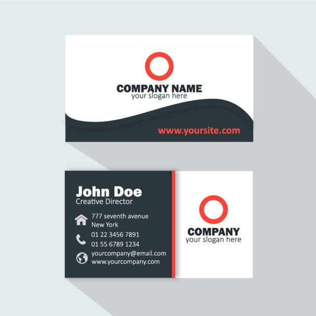 Professional business card template for free download on pngtree professional business card template fbccfo Gallery