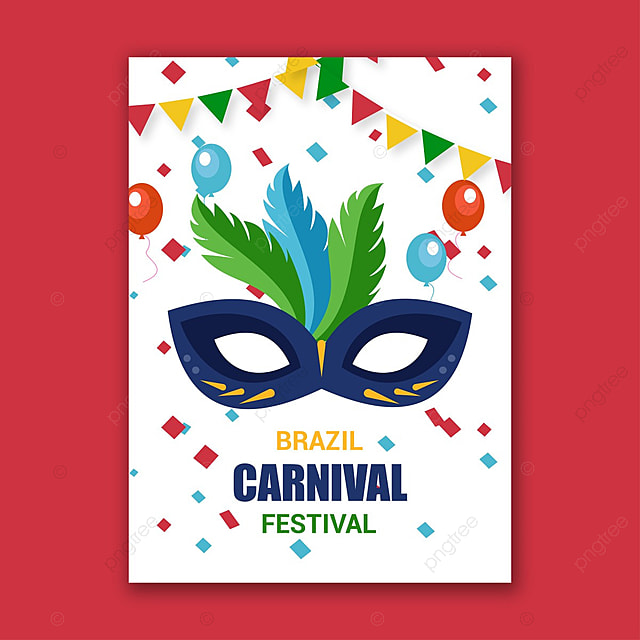 Brazil carnival festival poster template free download on pngtree brazil carnival festival poster pronofoot35fo Gallery