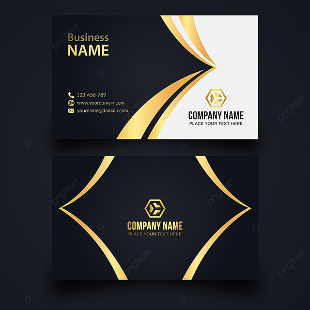 Corporate Business Card Eps Template Template For Free Download On