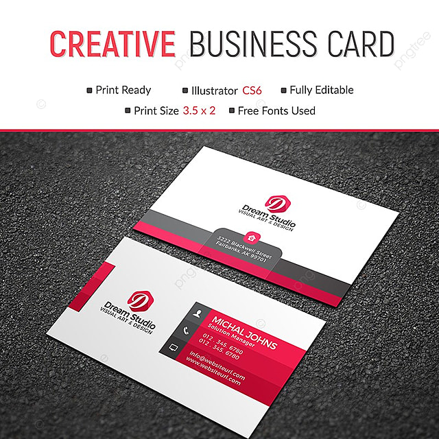 Corporate business card template for free download on pngtree corporate business card template colourmoves
