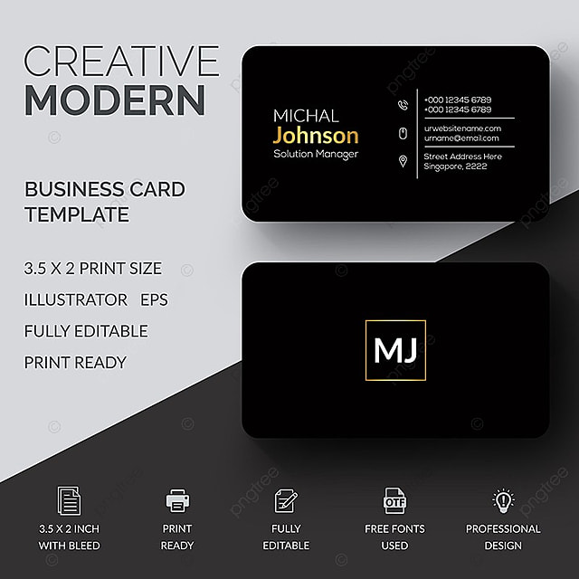 Corporate business card modelo para download gratuito no pngtree corporate business card modelo reheart Choice Image