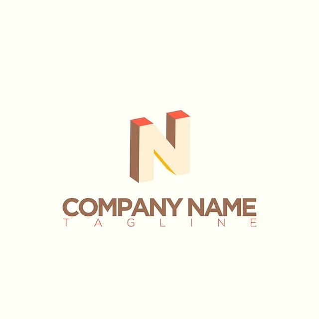 N letter logo template template for free download on pngtree n letter logo template template spiritdancerdesigns Choice Image