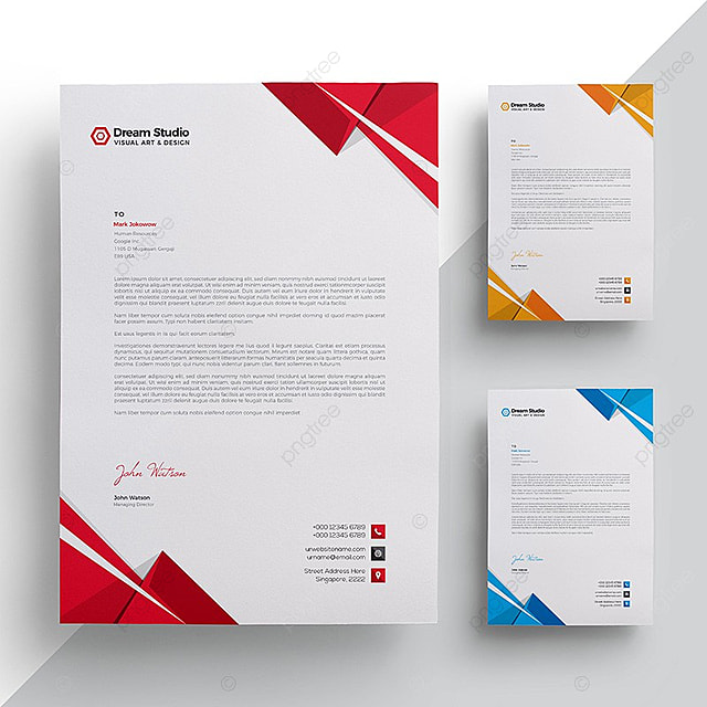 Modern company letterhead template for free download on pngtree modern company letterhead template altavistaventures