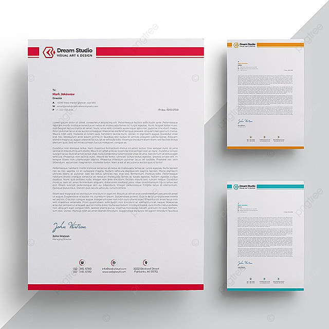 Letterhead template template for free download on pngtree letterhead template template spiritdancerdesigns Image collections