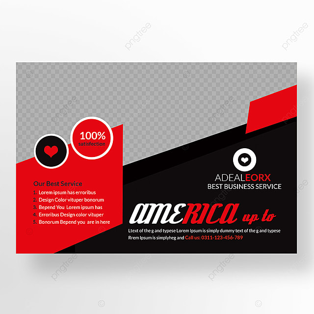 Corporate business postcard template for free download on pngtree corporate business postcard template flashek Image collections