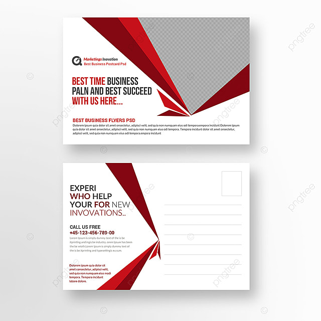 Corporate business postcard template for free download on pngtree corporate business postcard template cheaphphosting Images