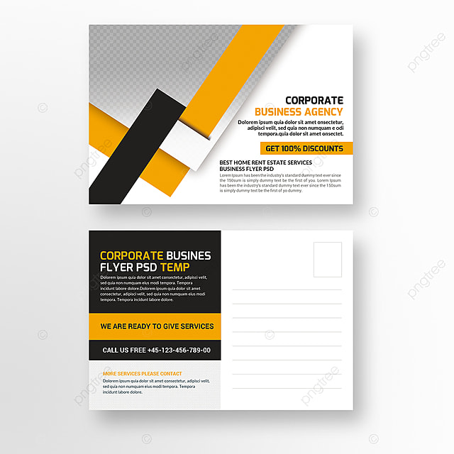 Business postcard template for free download on pngtree business postcard template accmission Choice Image