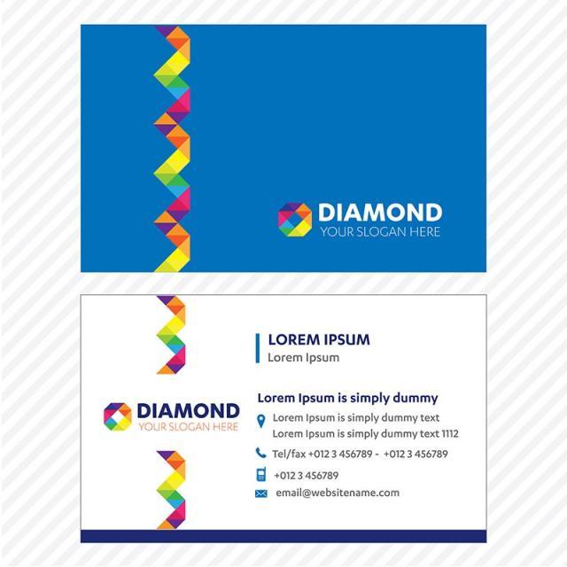 Vector business card template modelo para download gratuito no pngtree vector business card template modelo reheart Images