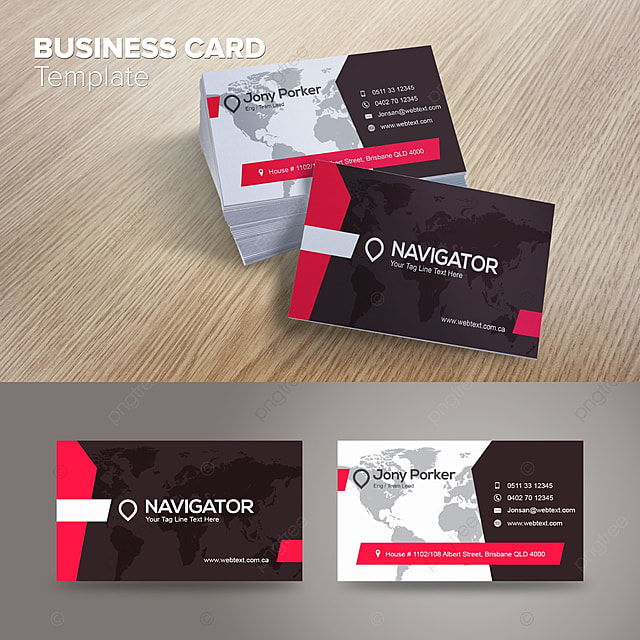 Modern business card template template for free download on pngtree modern business card template template fbccfo Gallery