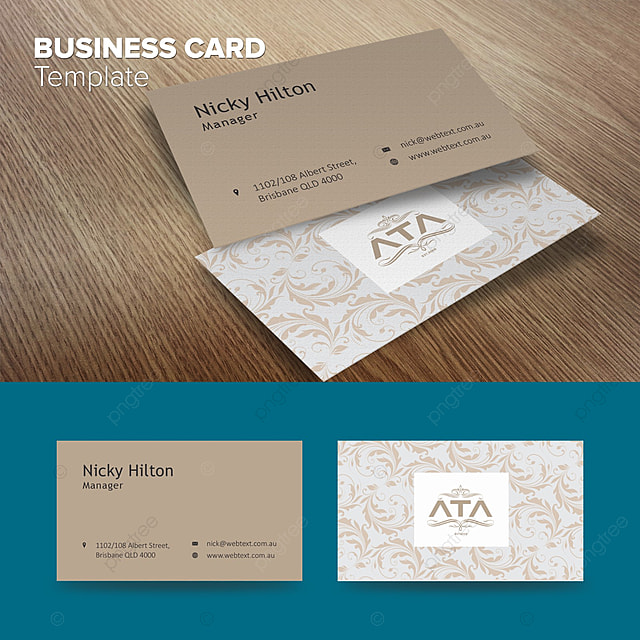 Modern business card template template for free download on pngtree modern business card template template wajeb Images