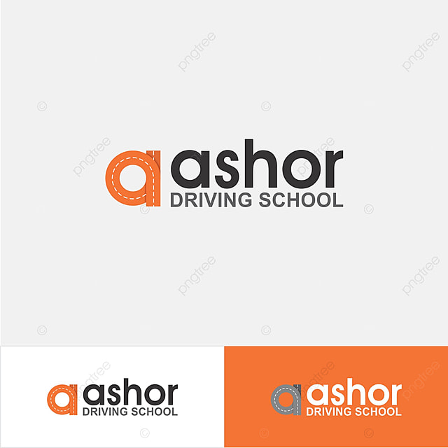 driving school logo design template template for free download on