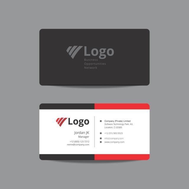 Professional business card design template template for free professional business card design template template accmission Choice Image