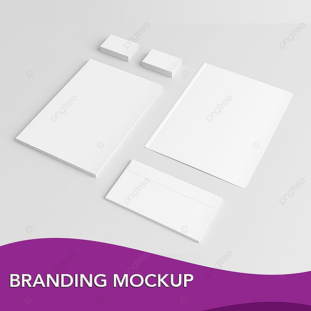 Branding Mockup Template For Free Download On Pngtree