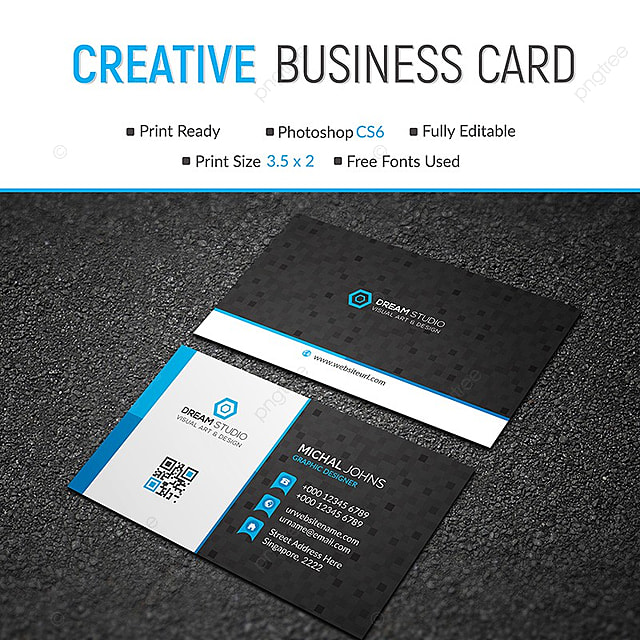 Business card template template for free download on pngtree business card template cheaphphosting Choice Image