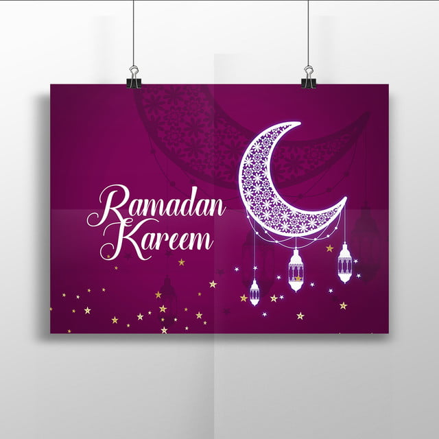 islamic ramadan card template for free download on pngtree
