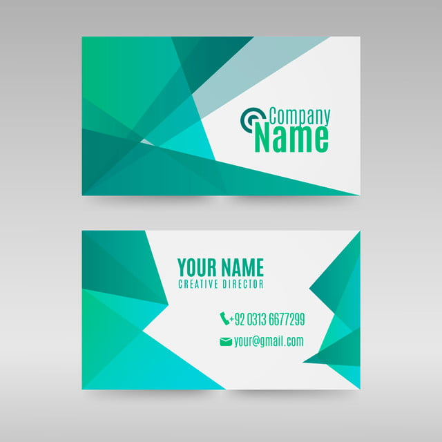 Green business card template template for free download on pngtree green business card template template fbccfo Images