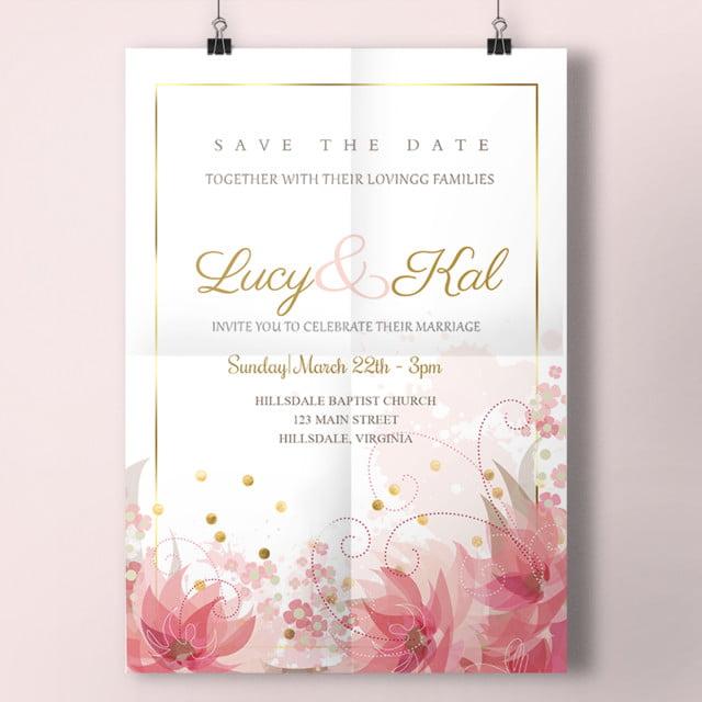 Hochzeitseinladung vorlage download