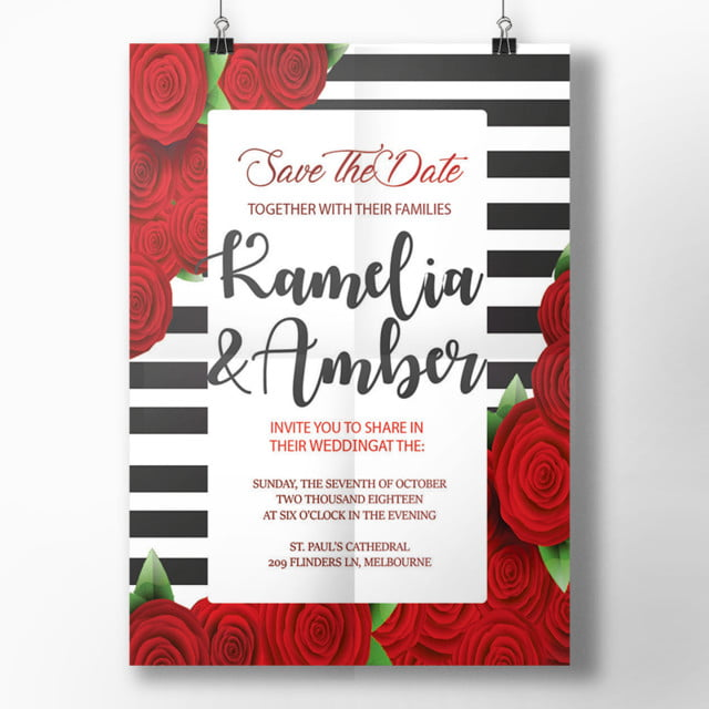 Modern wedding invitation template template for free download on pngtree modern wedding invitation template template stopboris Image collections