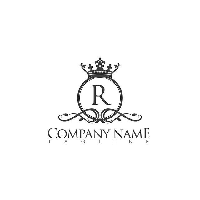 R Logo Modern Template Template For Free Download On Pngtree