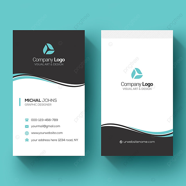 Vertical business card modelo para download gratuito no pngtree vertical business card modelo reheart Gallery