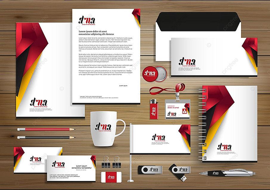 Diseño de identidad corporativa papelería Descarga gratuita de ...