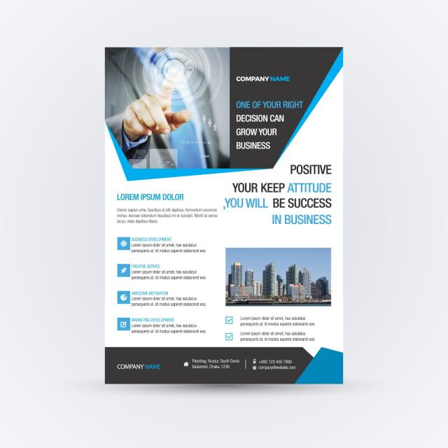 Real Estate Flyer Design Template For Free Download On Pngtree