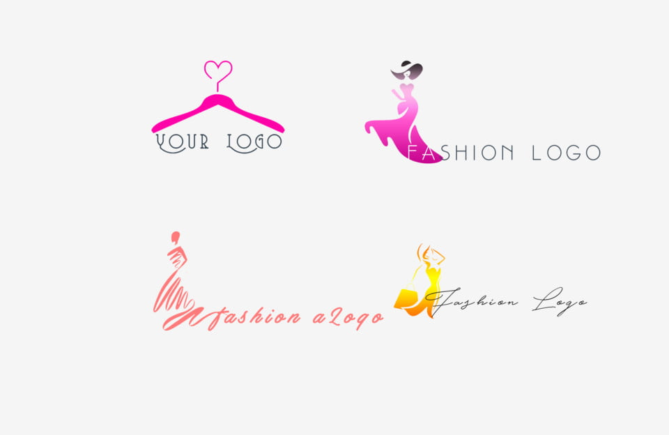 Fashion clothing logo Template for Free Download on Pngtree