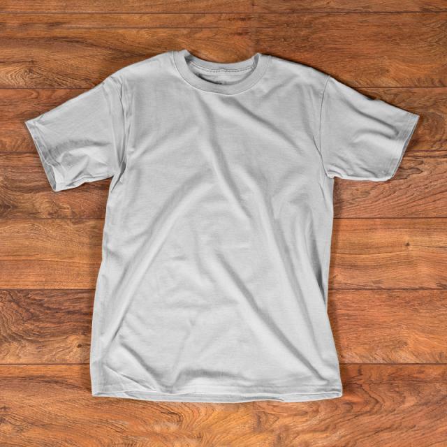 white t shirt mockup