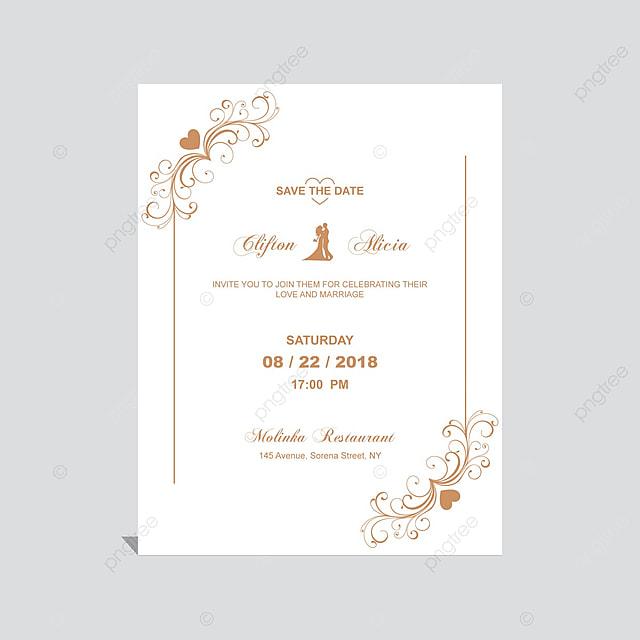 To Zaproszenie Na ślub Z Kwiatów Szczegóły Szablon Do Pobrania Za