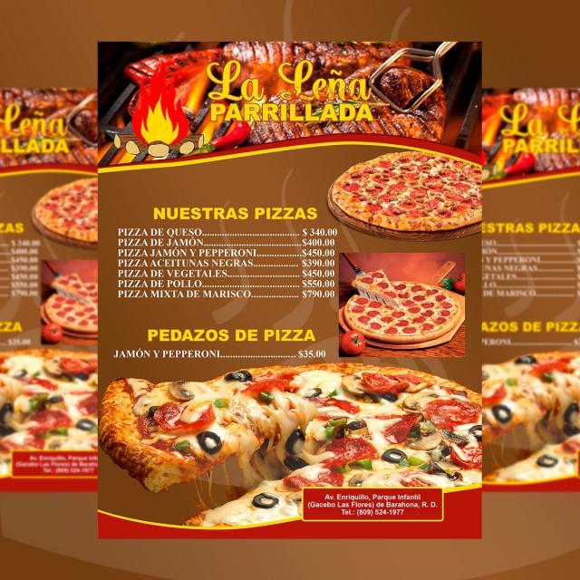 Menú de pizzería Descarga gratuita de plantilla en Pngtree