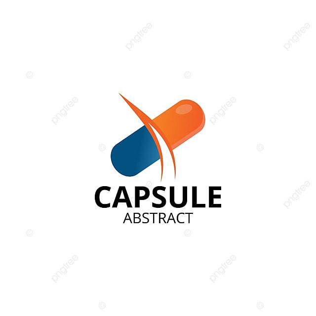 le mod u00e8le simple logo et l ic u00f4ne de la capsule mod u00e8le de