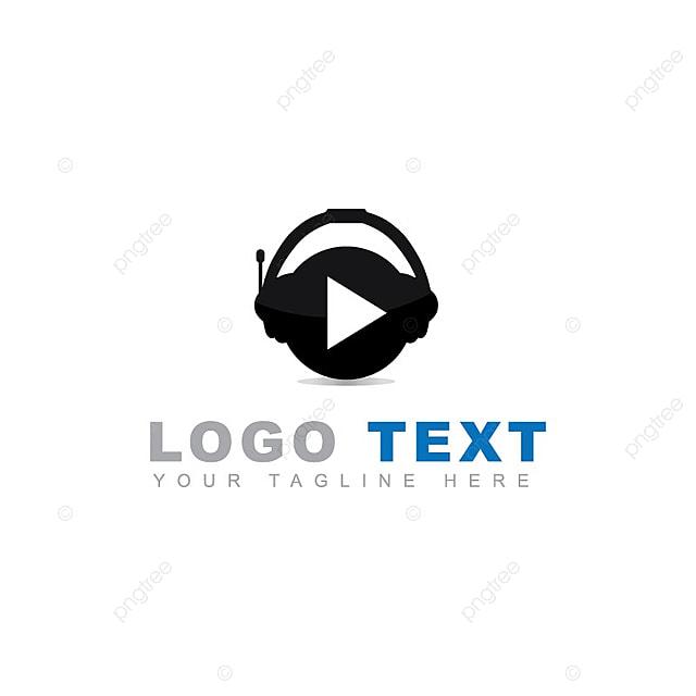 play music logo mod u00e8le de t u00e9l u00e9chargement gratuit sur pngtree