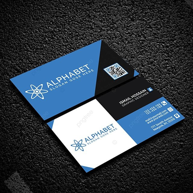 Professional business card template for free download on pngtree professional business card template accmission Images