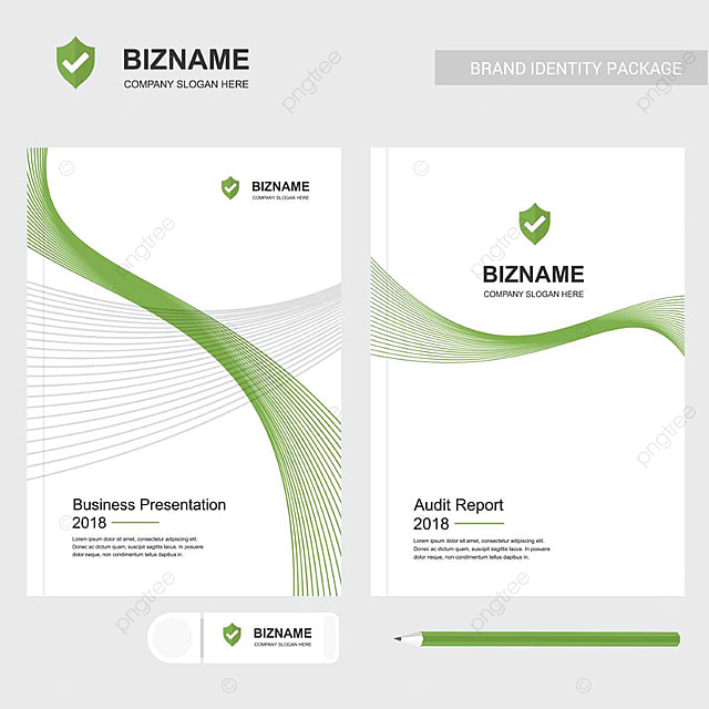 company with elegent design and also with shield template