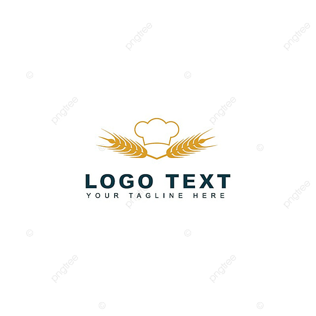 Wheaten Bakery Logo Template for Free Download on Pngtree