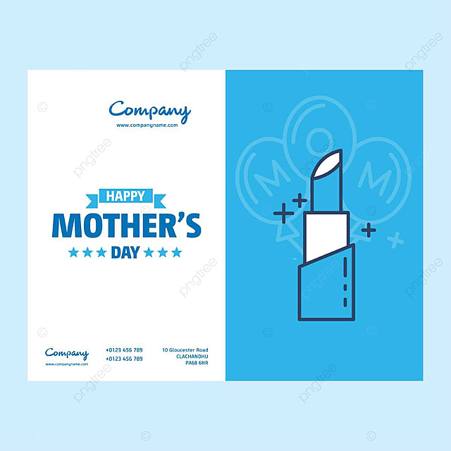 happy mothers day card template for free download on pngtree