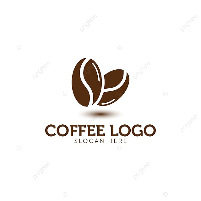 coffee logo template for free download on pngtree