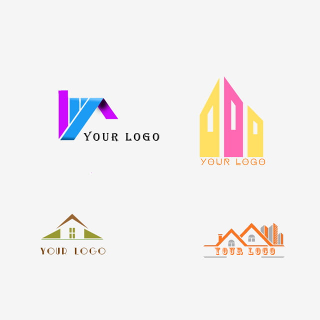 pngtreeにamazing real estate logos inspirationテンプレートの無料