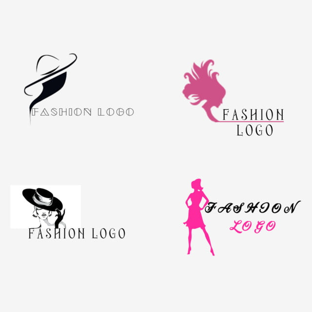 Fashion clothing logo Free Template Vector Template for Free ...