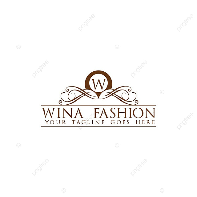 Wina Fashion Logo Template for Free Download on Pngtree
