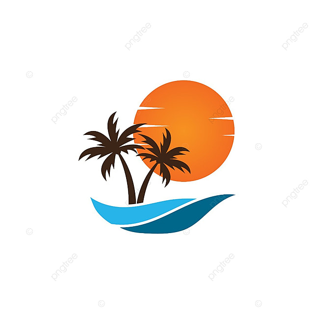 summer logo template for free download on pngtree