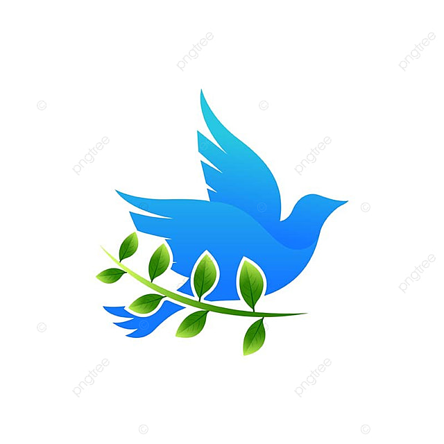 Modern Dove Peace Symbol Template For Free Download On Pngtree