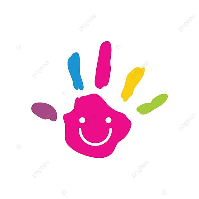 l aide aux jeunes enfants le logo de cr u00e9ativit u00e9 mod u00e8le de